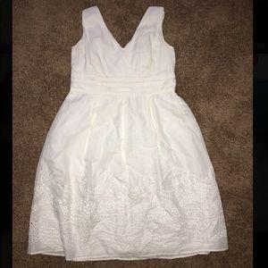 White DressBarn Dress